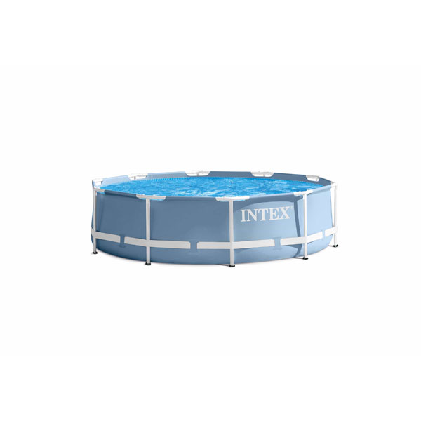Intex Prism Metal Frame Swimming Pool (Round) - 3.66 mtr - AGP