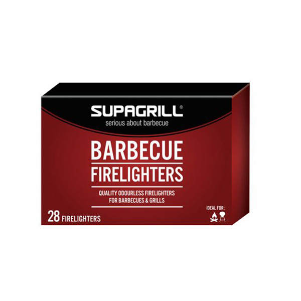 Supagrill Barbeque Firelighters