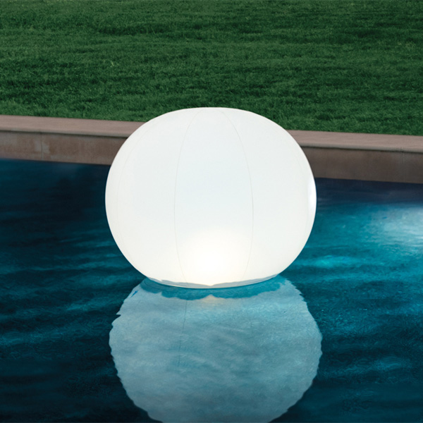 Intex LED Floating Globe Light