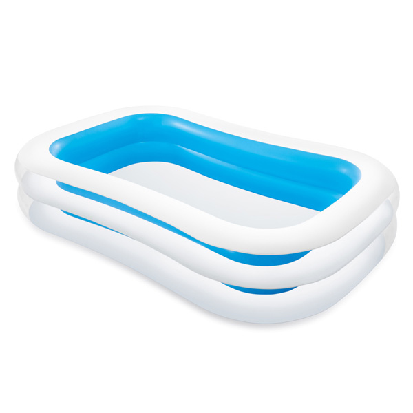 Intex Swim Center Family Pool - 2.62mtr X 1.75mtr X 56cm