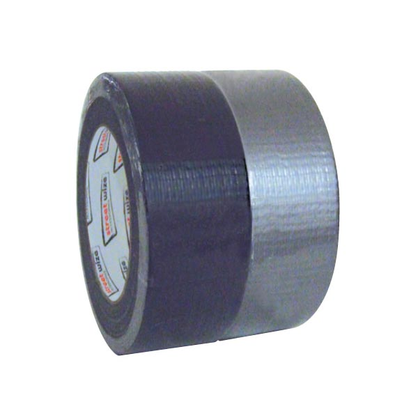 Streetwize Gaffa Tape/Duct Tape in Black - 50mmx50m length