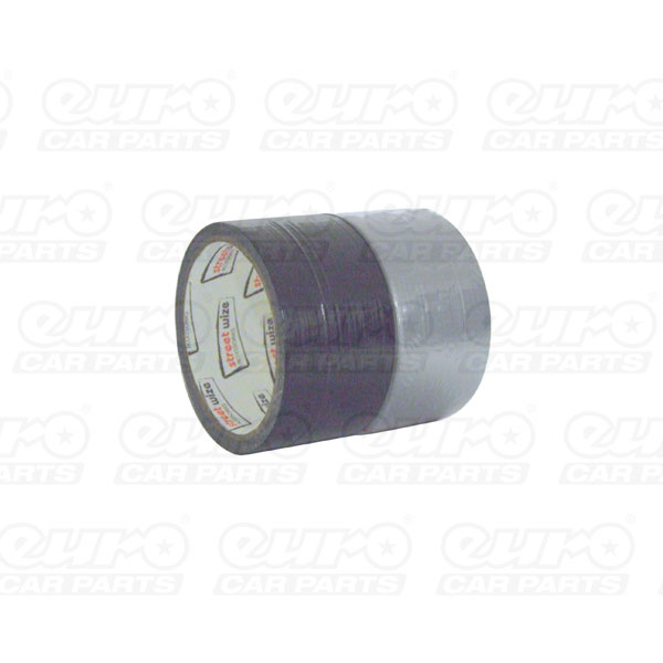 Streetwize Gaffa Tape/Duct Tape in Silver- 50mmx10m length