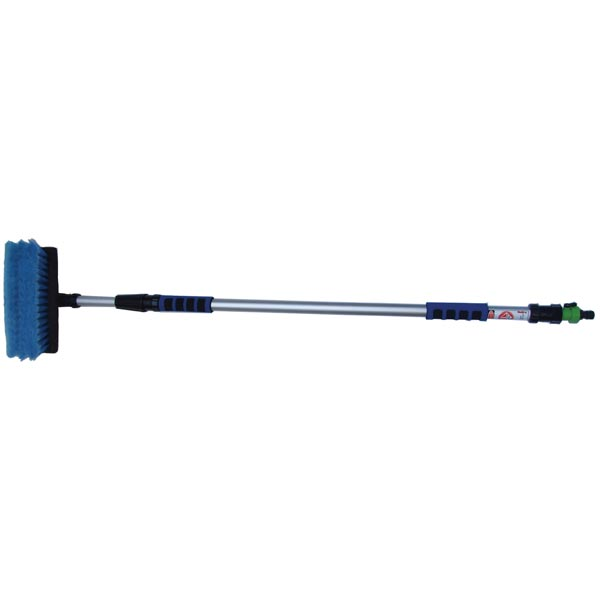 Streetwize 1.8m De luxe Telescopic Brush with Rubber Squeegee