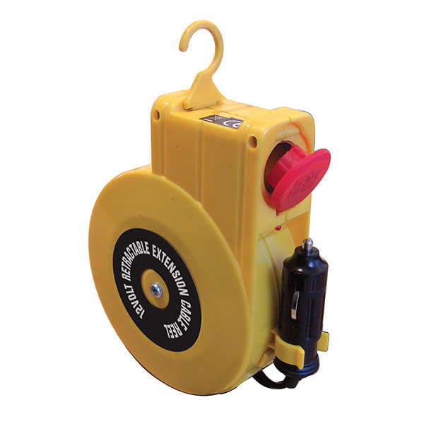 Streetwize 12v Power Extension Reel