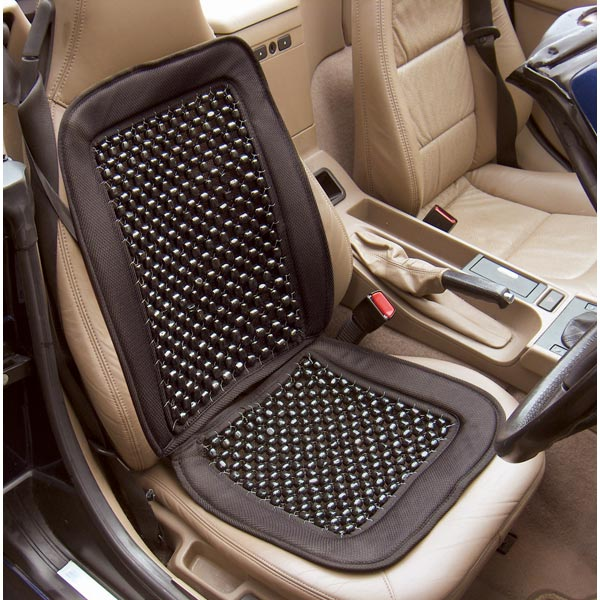 Streetwize Universal Beaded Seat Cushion