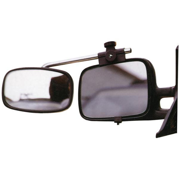 Streetwize Pair  Extending Caravan/Towing Mirrors[E Approved] - Boxed