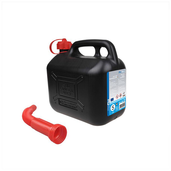 ProPlus Fuel Can 5L Plastic - Approved
