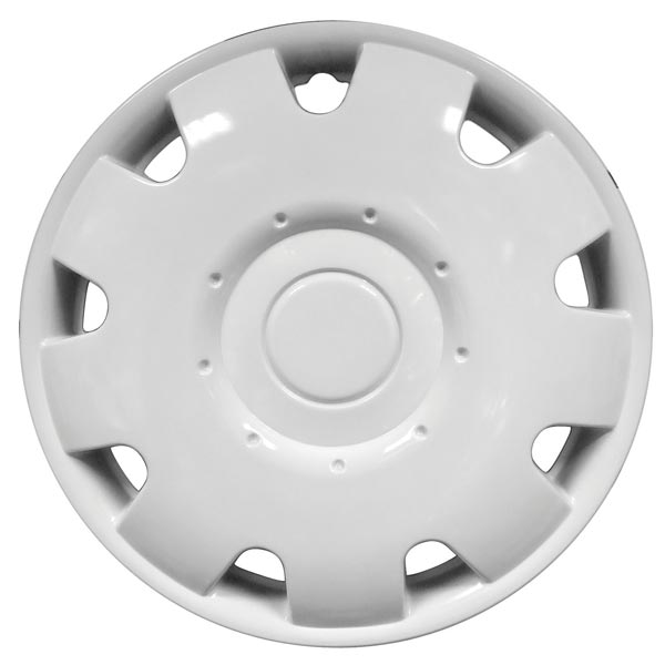 Streetwize White Jupiter Wheel Trims - 13inch