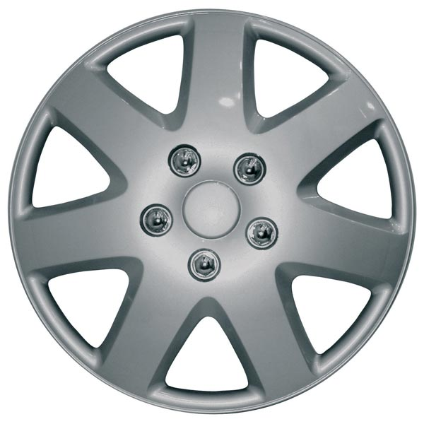 "Streetwize 14"" Tempest Premium Boxed Wheel Cover Set"