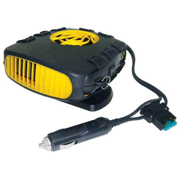 "Streetwize 12v ""Ceramic""Heater / Cooler & Defroster.- 150 Watt  Also can be used hand held"