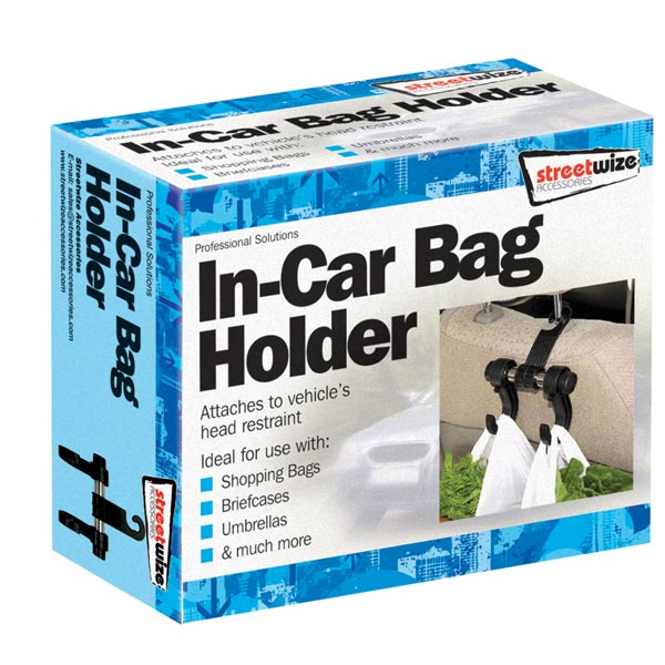 Streetwize In Car Bag holder