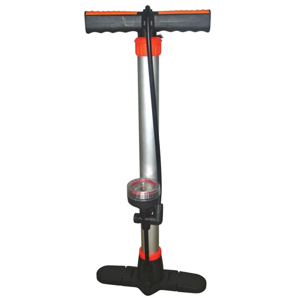 Streetwize Hand Pump with Gauge