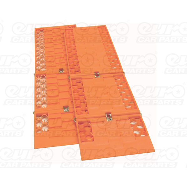 Streetwize Vehicle Escape Recovery Tracks (pair)