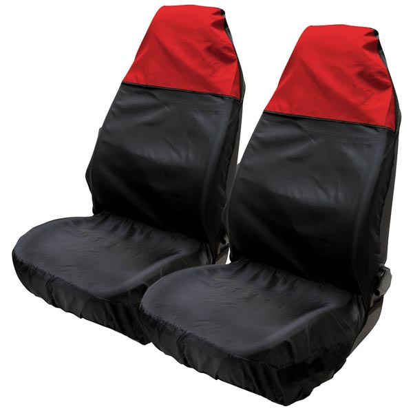 Streetwize Water Resistant Front Seat Protector (Pair)