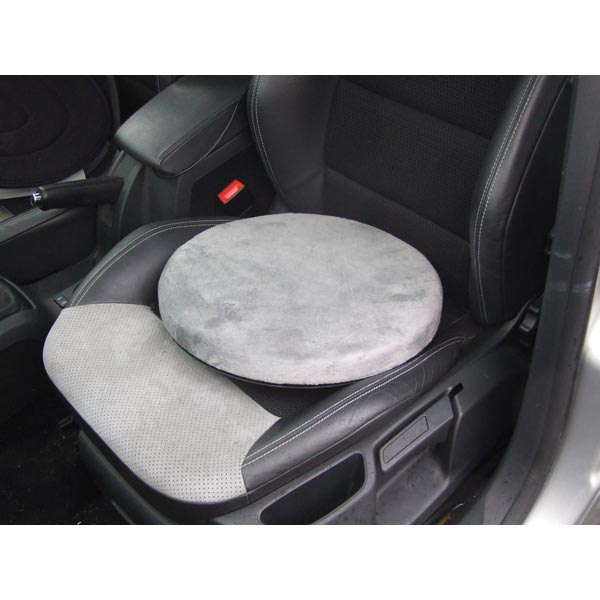 Streetwize Swivel Cushion with 4.5cm Memory Foam