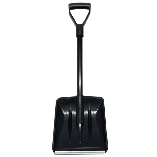 Streetwize Compact Shovel With Metal Edge