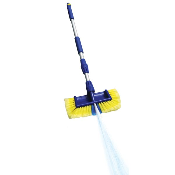Streetwize 2 in 1 Blaster Brush with Jet Spray