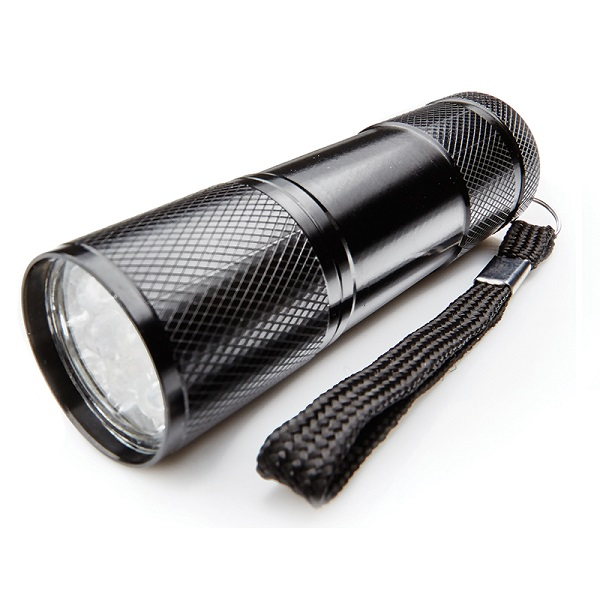 Streetwize 9 LED Mini Flashlight