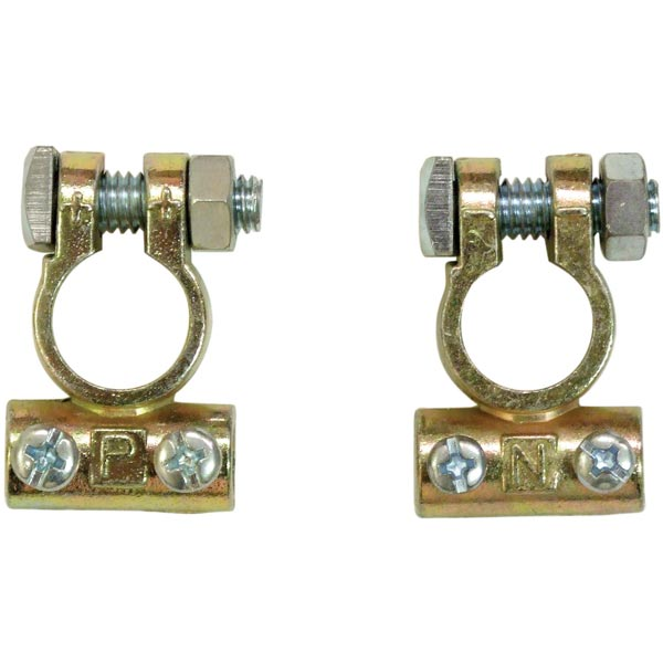 Streetwize Pair Battery Terminals-Carded