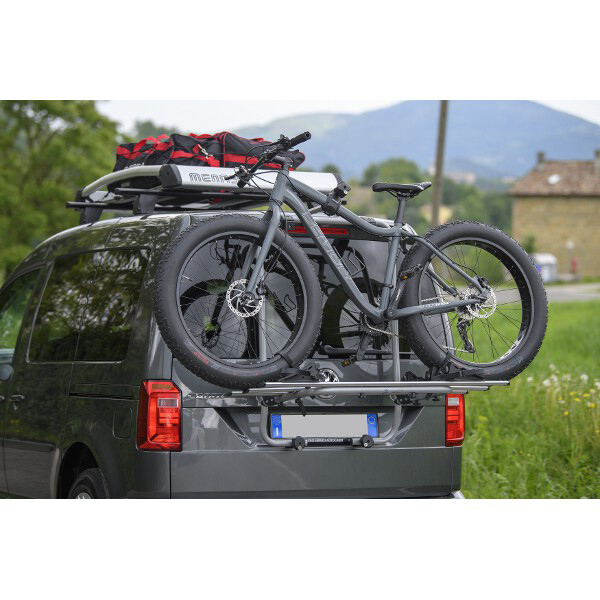 Menabo Shadow Caddy Rear Mounted Bike Carrier
