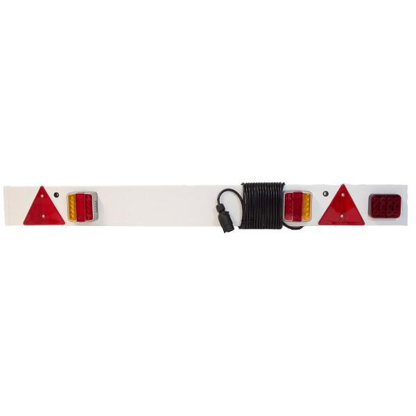 Maypole 1.37m LED Trailer Board With 6m Cable Plus Fog