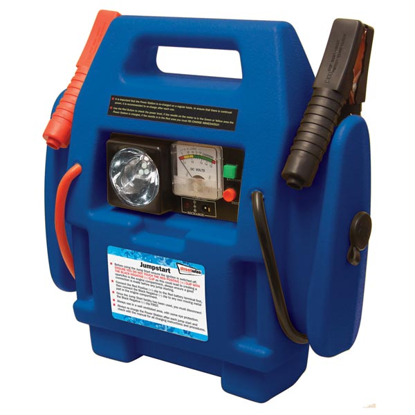 Streetwize SWPP9 12v Power Pack with Air Compressor