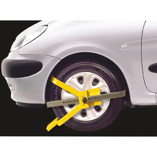 Streetwize Car Wheel Security Clamp