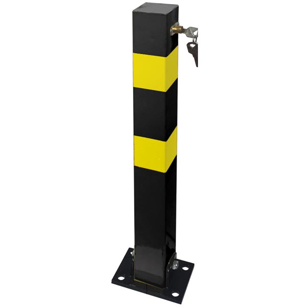 Streetwize Heavy Duty Parking Post - Driveway Protector