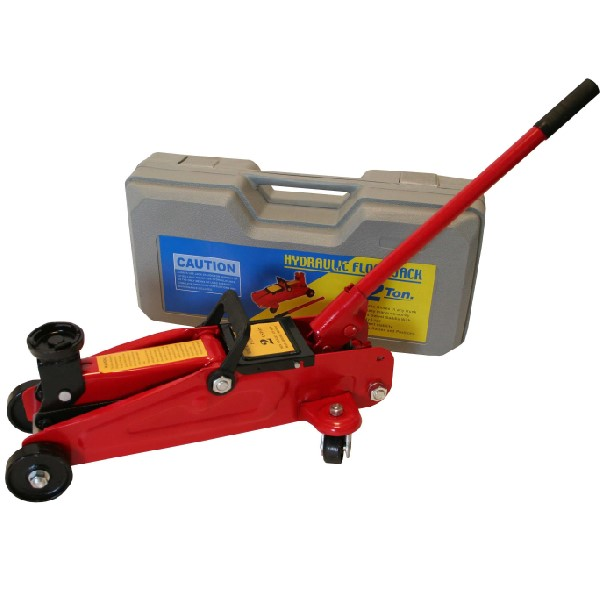 Benson Trolley Jack 2tonne In Case