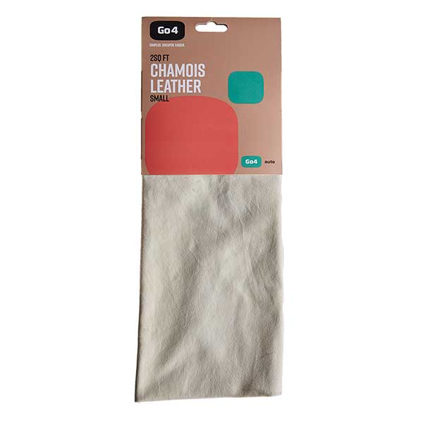 Go4 Auto Chamois Leather - 2 SQ FT