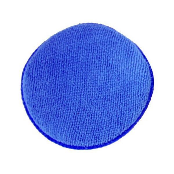 "Kent Car Care 5"" Blue Microfibre Polish Applicator Pad (Pack of 10)"