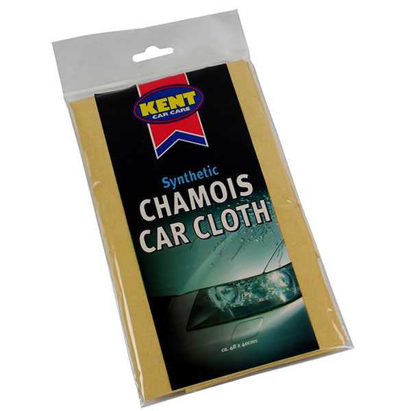 Kent Car Care Synthetic Chamois Cloth