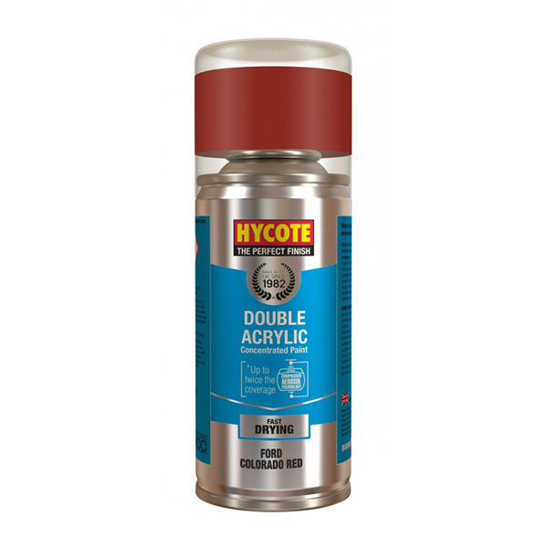 Hycote Ford Colorado Red Spray Paint - 150ml