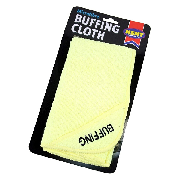 Kent Car Care Microfibre Buffing Towel