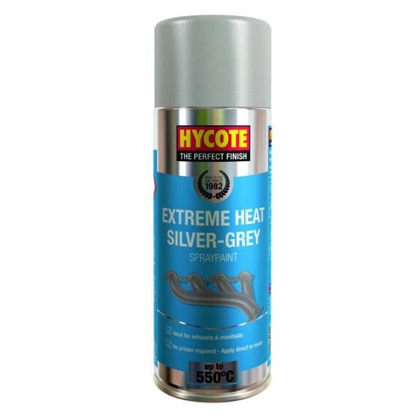 Hycote VHT Silver Grey 400ml
