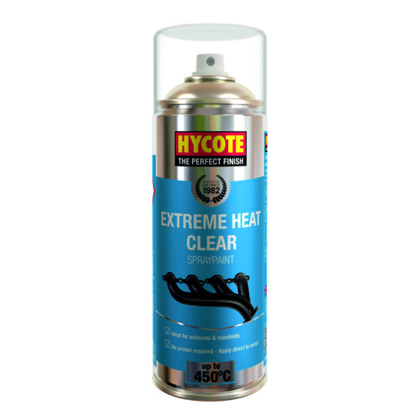 Hycote VHT Clear Lacquer 400ml
