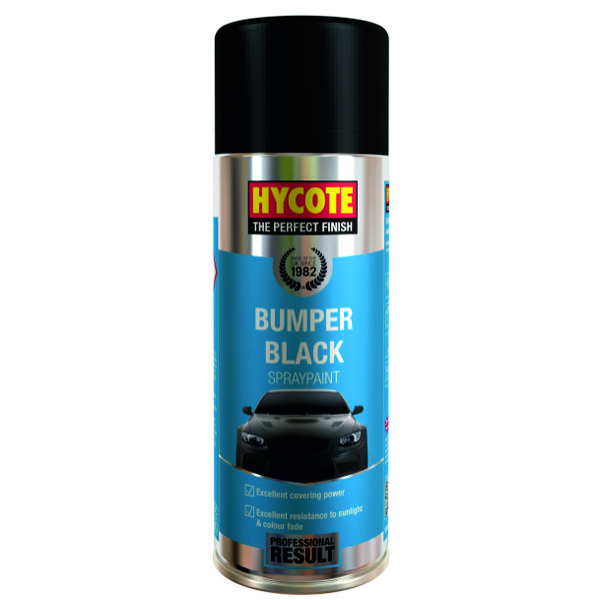 Hycote Bumper Black 400ml