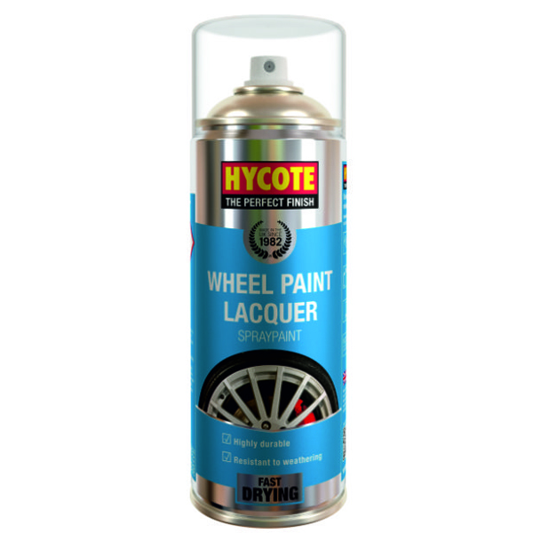 Hycote Wheel Paint Lacquer 400ml