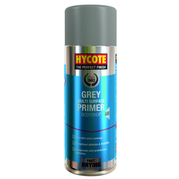Hycote High Build Grey Primer 400ml