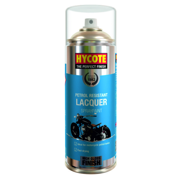 Hycote Petrol Resistant Lacquer 400ml
