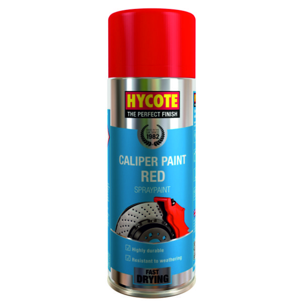Hycote Red Caliper Paint 400ml