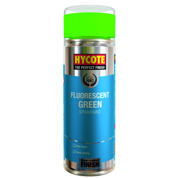 Hycote Fluorescent Green 400ml