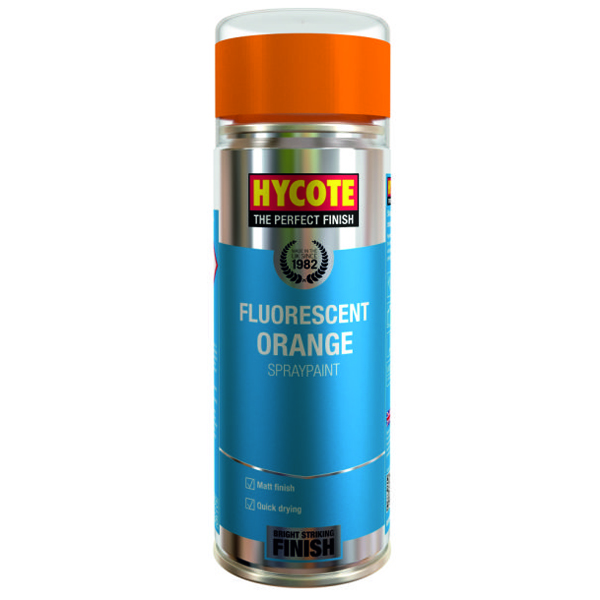 Hycote Fluorescent Orange 400ml
