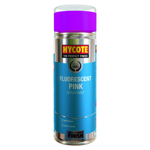 Hycote Fluorescent Pink 400ml