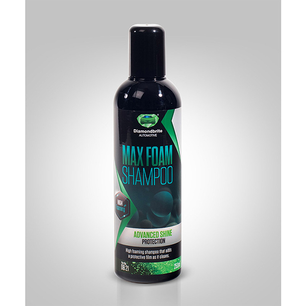 Diamond Brite Car Shampoo 250Ml