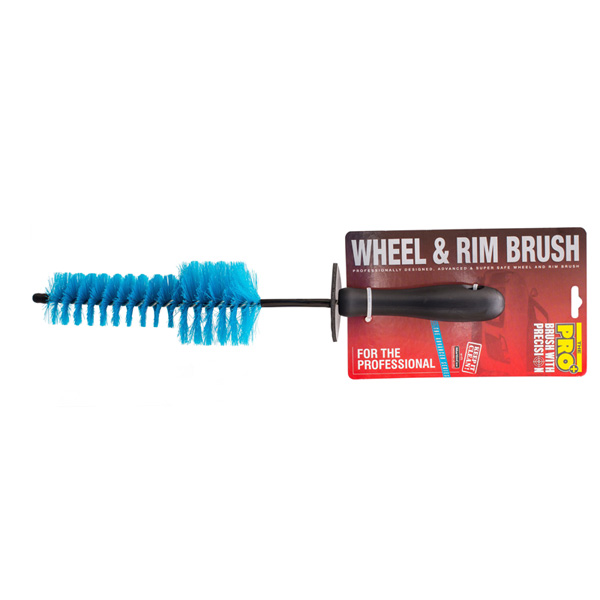 Trade Quality Long Reach Wheel & Rim Brush
