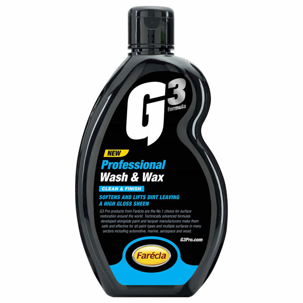 Farecla G3 Pro Wash & Wax 500 ml