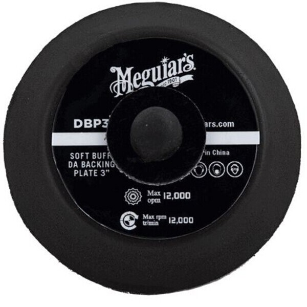 Meguiars DA-3 Backing Plate