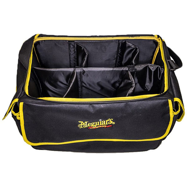 Meguiars Large Black Kit Bag