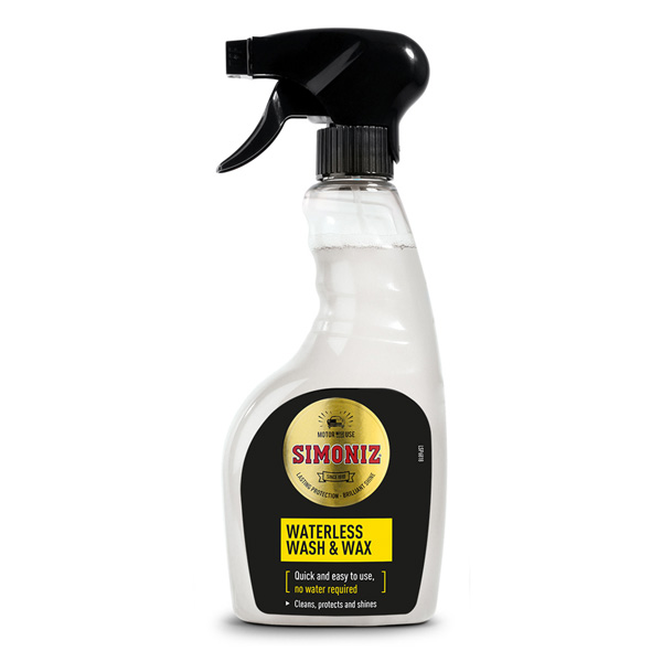 Simoniz Waterless Wash & Wax 500ml